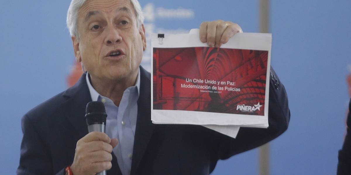 """Sebastián Piñera: """"aborto terapéutico es un engaño y voy a cambiar la ley"""""""