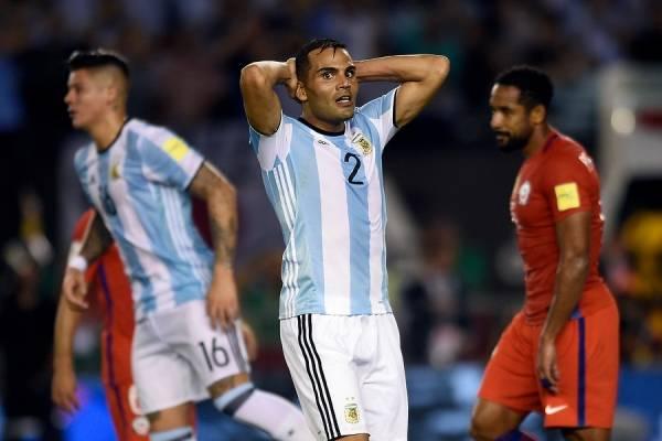 Argentina lamento