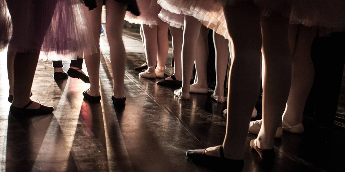 Companhia de dança ensina balé para meninas cegas em São Paulo
