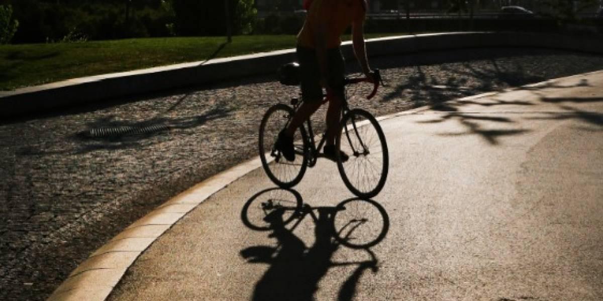 Le robaron la bicicleta al campeón panamericano de triatlón en el Norte de Bogotá