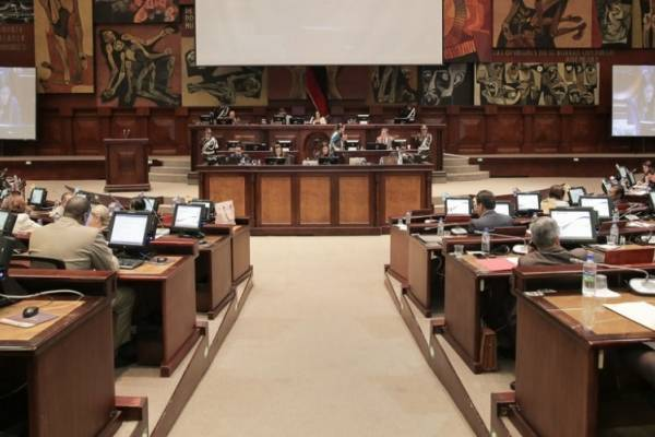 Asamblea aprueba plan presupuestario para lo que resta de 2017