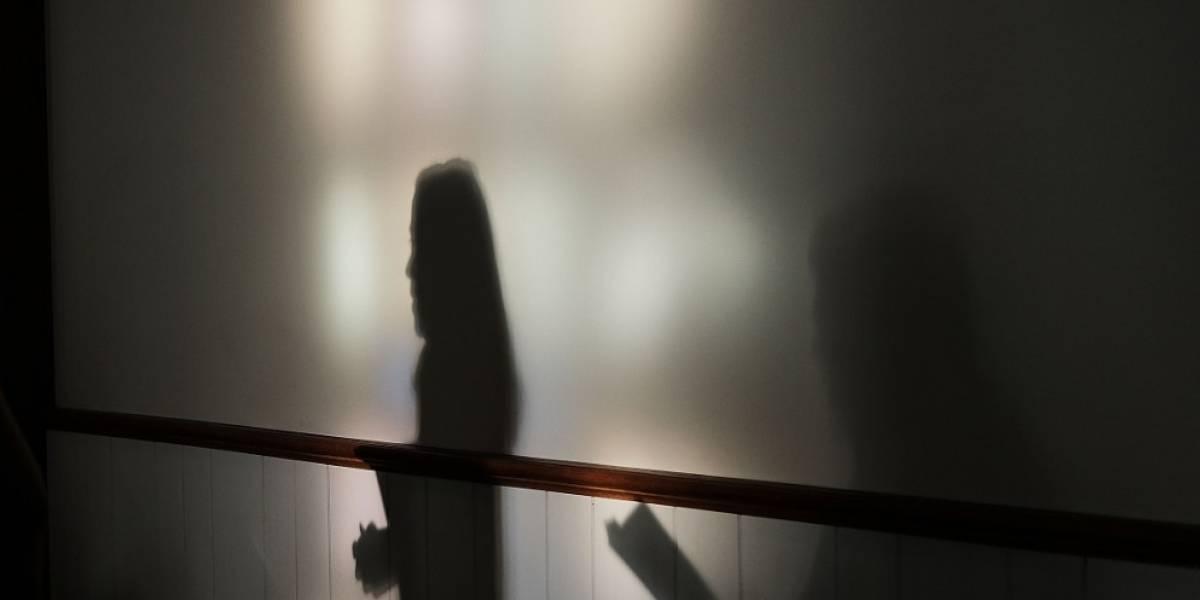 Aparece fantasma en concierto de cantante colombiano