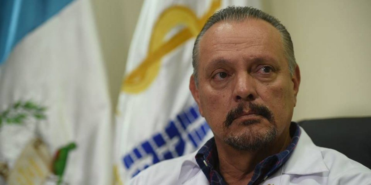 Carlos Soto, exdirector del hospital Roosevelt, es el nuevo ministro ...