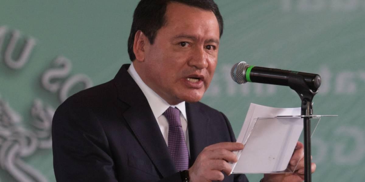 Osorio Chong rechaza que gobierno esté detrás de señalamientos contra Anaya