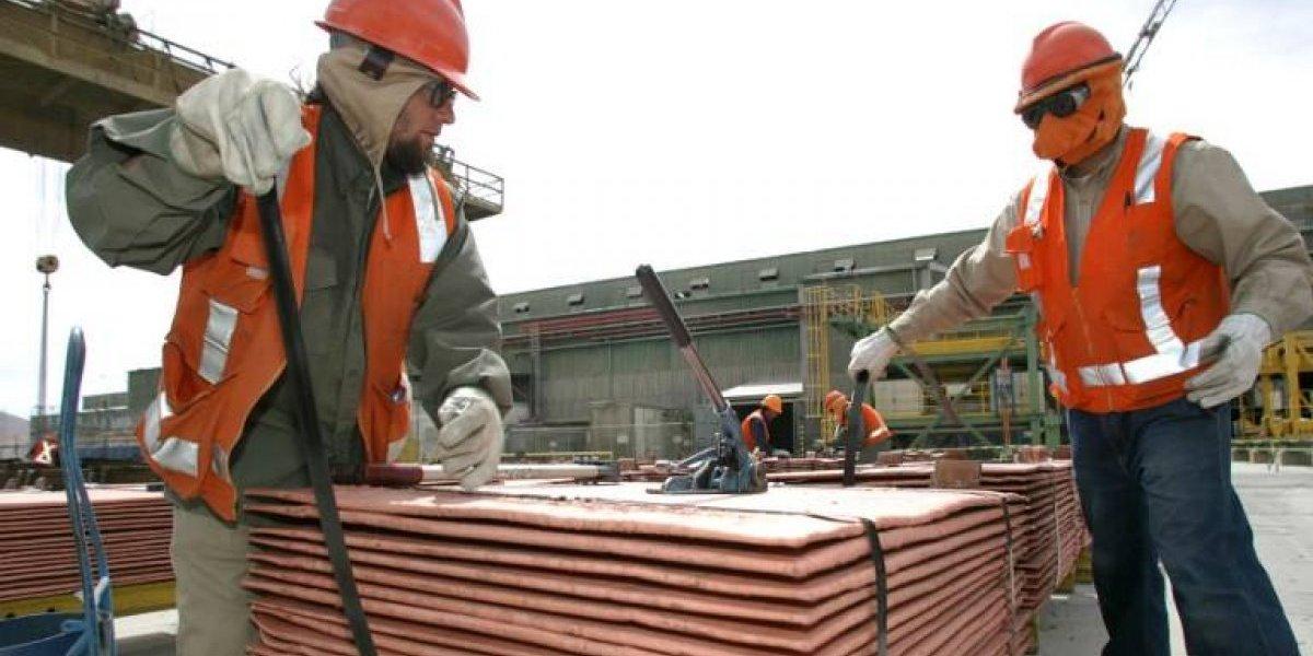 Precio del cobre alcanza nuevo máximo — Nada lo ataja