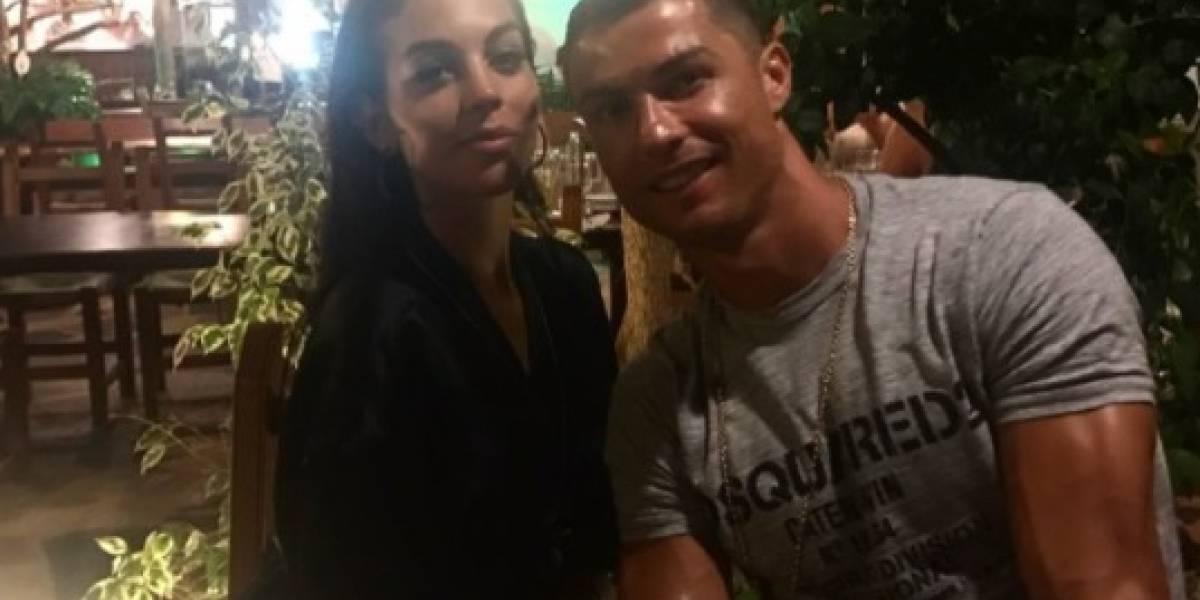 Las pistas que anuncian la posible boda de Cristiano Ronaldo