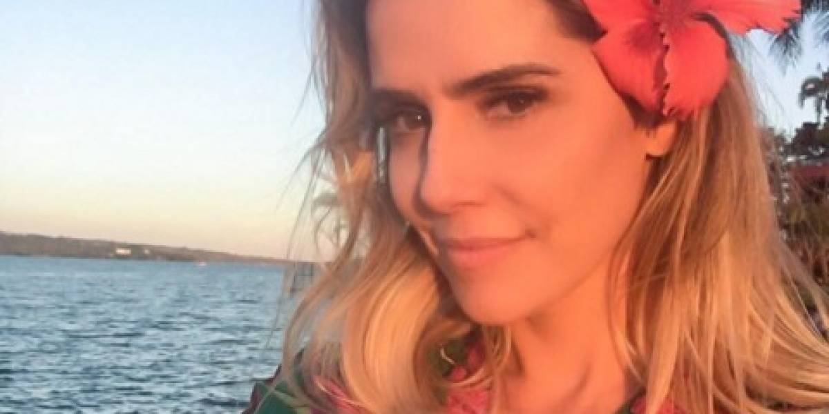 'Eu estava fazendo mal para outras mulheres', diz Deborah Secco sobre corpo