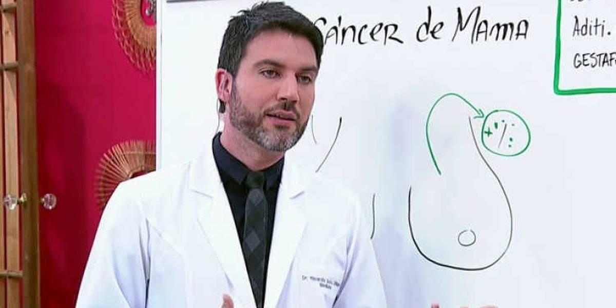 """Dr. Soto es sacado de manera indefinida del """"Bienvenidos"""""""