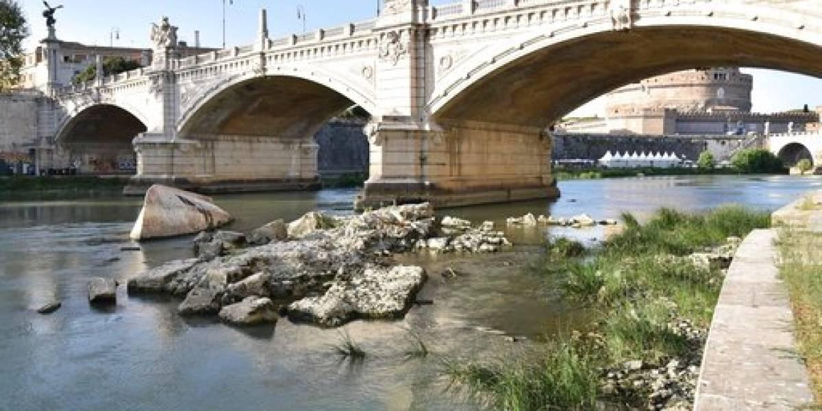 Roma reducirá suministro de agua debido a sequía
