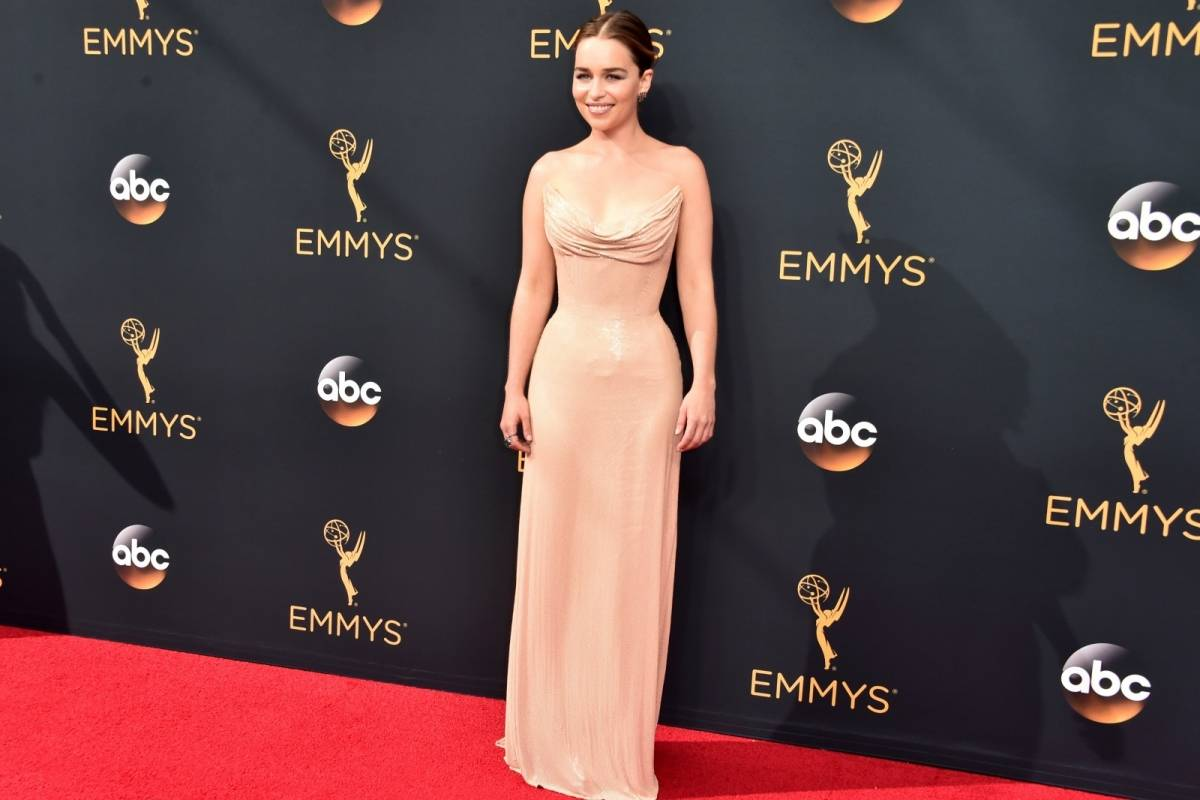 Así consigue Emilia Clarke su figura para 'Game of Thrones'