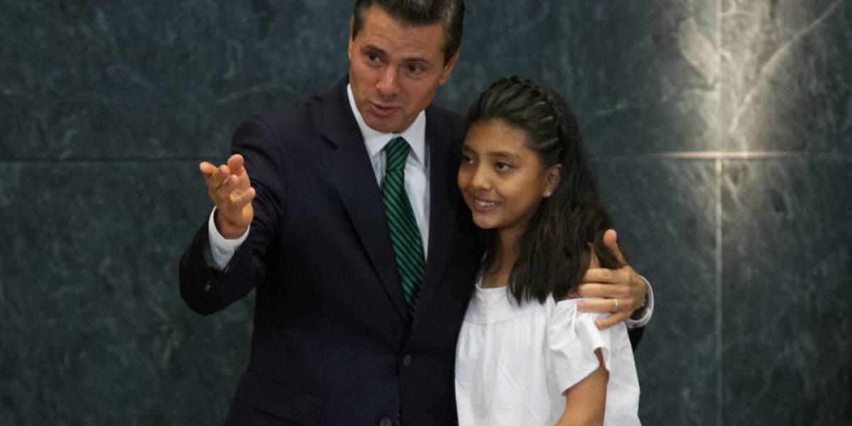 México ha superado con éxito el panorama internacional adverso de 2017: Peña Nieto