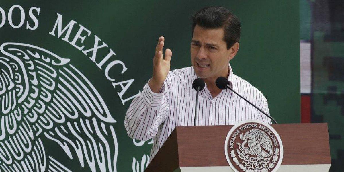 Peña Nieto presenta avances de plan para disminuir golpe del 'gasolinazo'