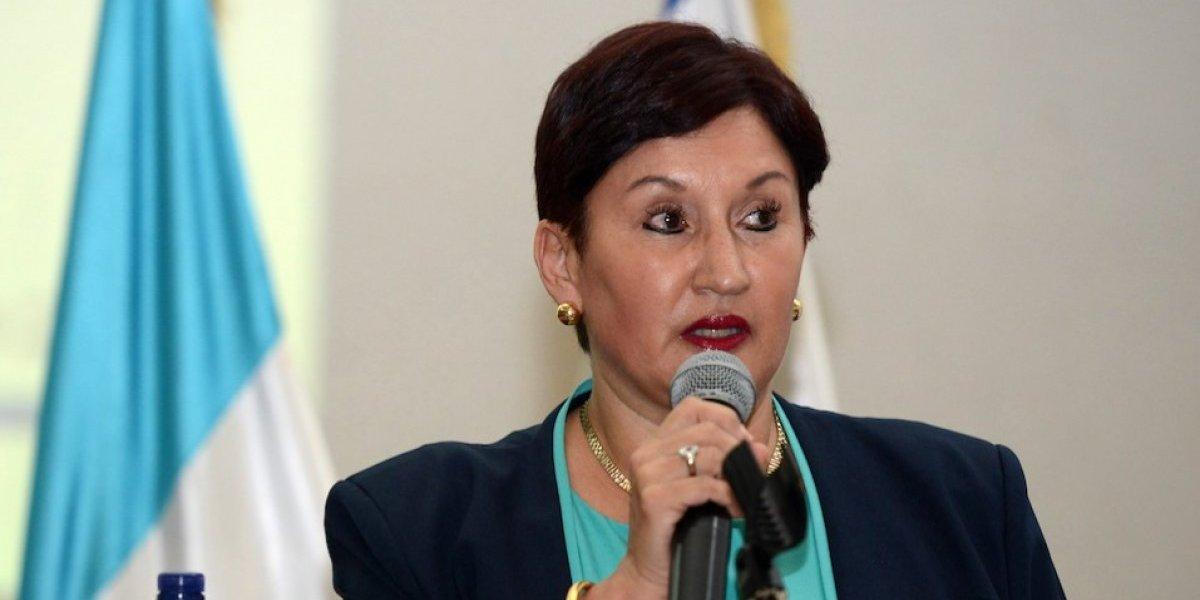 Primera Dama invita a fiscal general a inauguración de proyecto enfocado en las mujeres