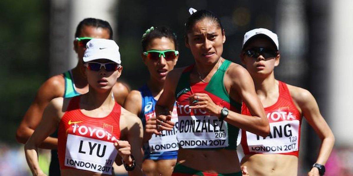 Lupita González tendría en la mira la prueba de 50 kilómetros