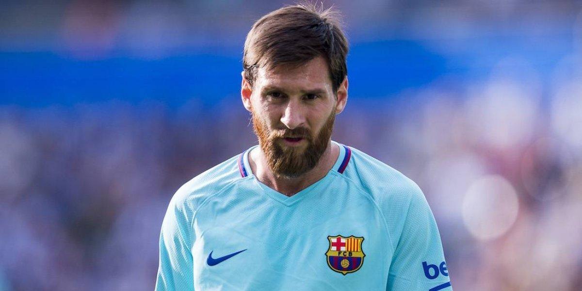 Este es el único futbolista mexicano que sigue Messi