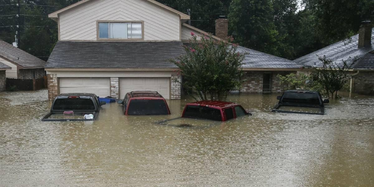 Más de 37 mil viviendas tienen graves daños tras 'Harvey'
