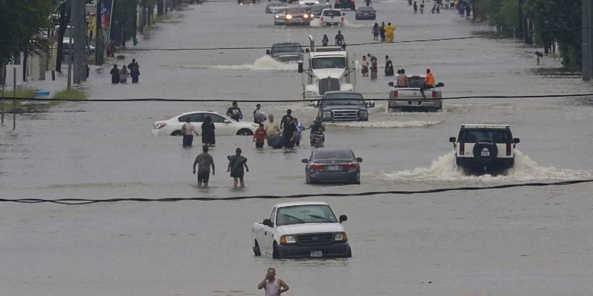 """Huracán Harvey: organismo meteorológico mundial califica tormenta como una """"pesadilla total"""""""
