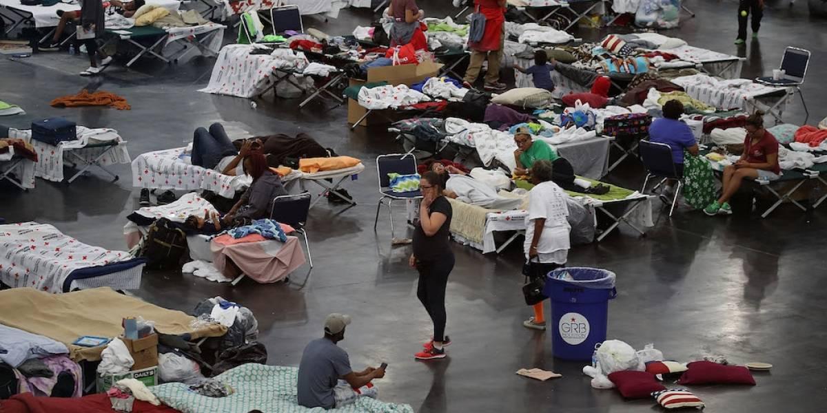 Los Rockets dona 10 millones tras huracán Harvey