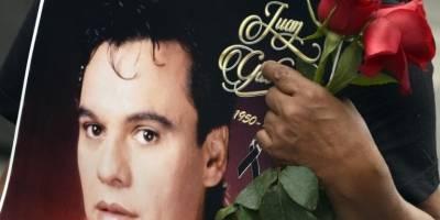 Homenaje de Juan Gabriel