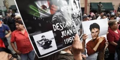 Homenaje a Juan Gabriel