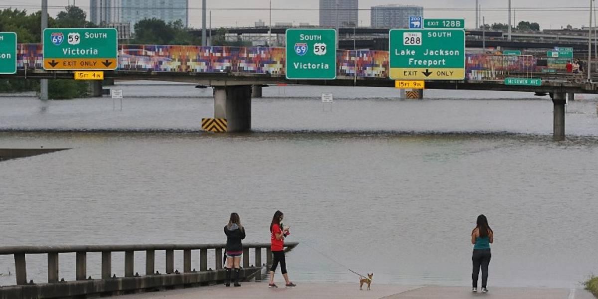 La Casa Blanca pedirá fondos para atender emergencia por la tormenta Harvey