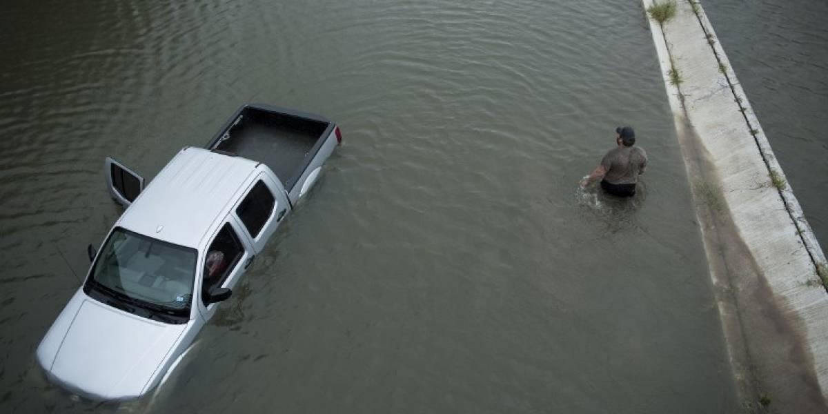 Tormenta Harvey: Mueren seis miembros de una misma familia en las inundaciones