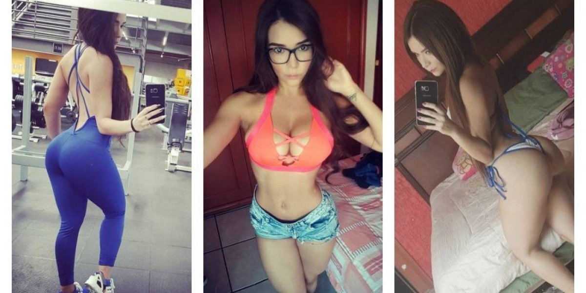 Jazmin Arámbula, musa mexicana del fitness