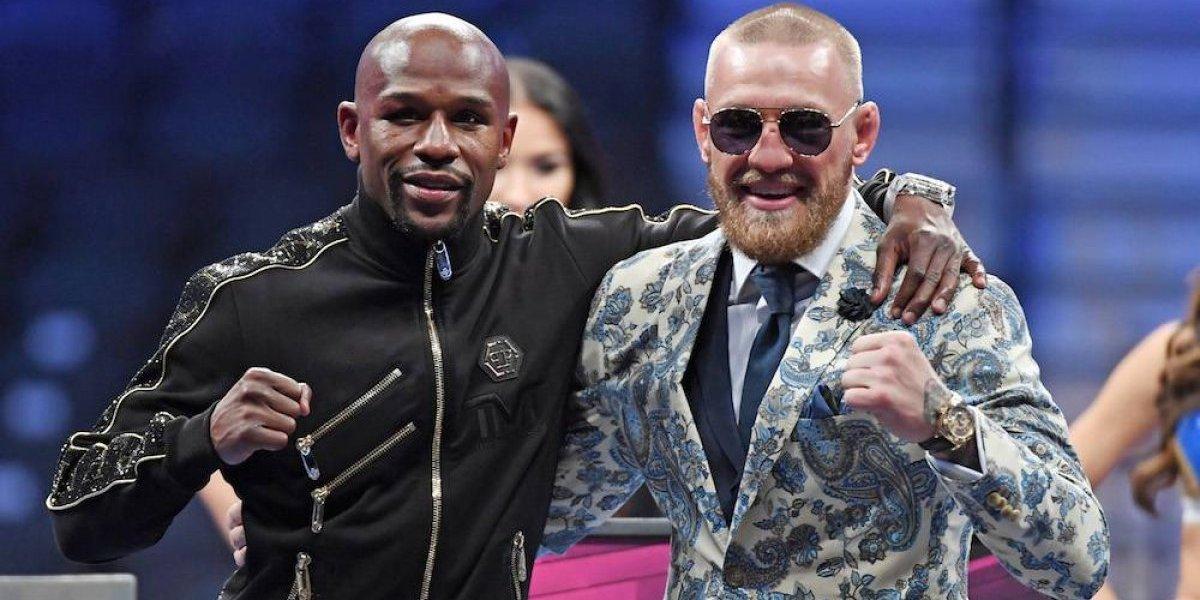 Surgen demandas debido a las fallas en transmisión de Mayweather-McGregor
