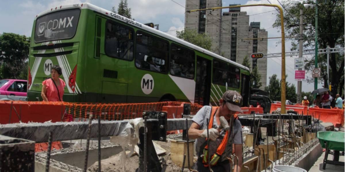 Acusan que Metrobús-Reforma viola ocho leyes
