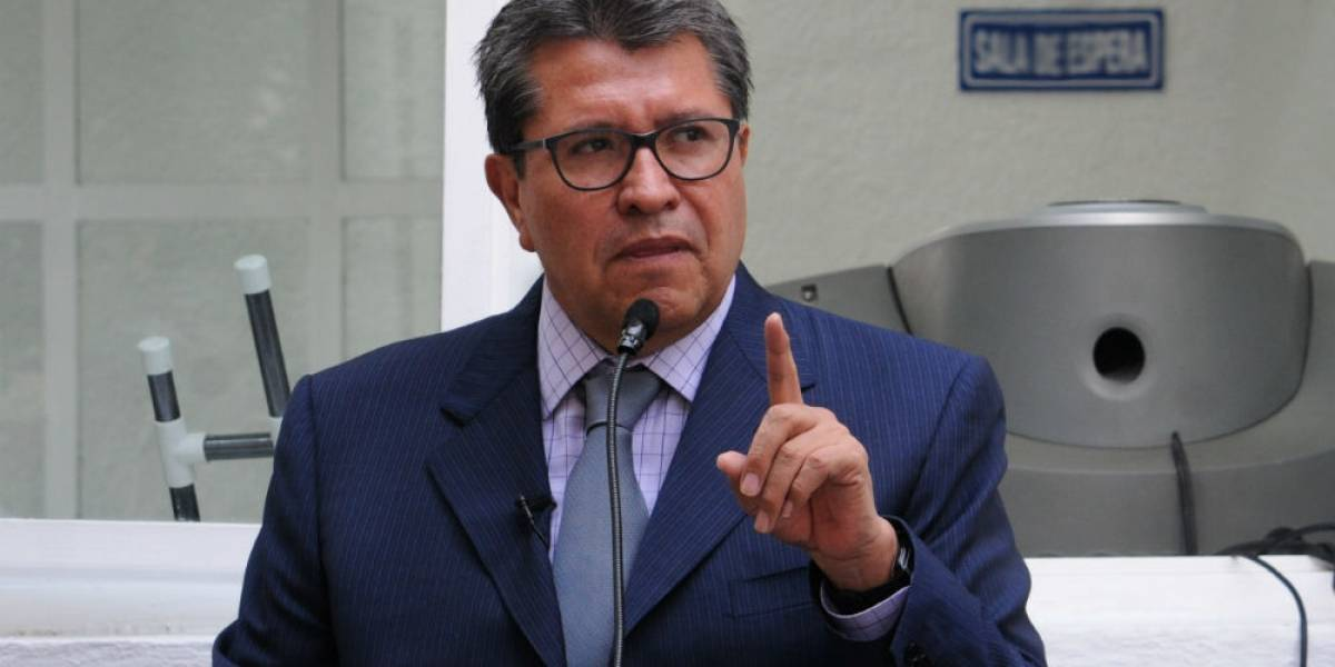 No sé si me quedaré en Morena: Ricardo Monreal