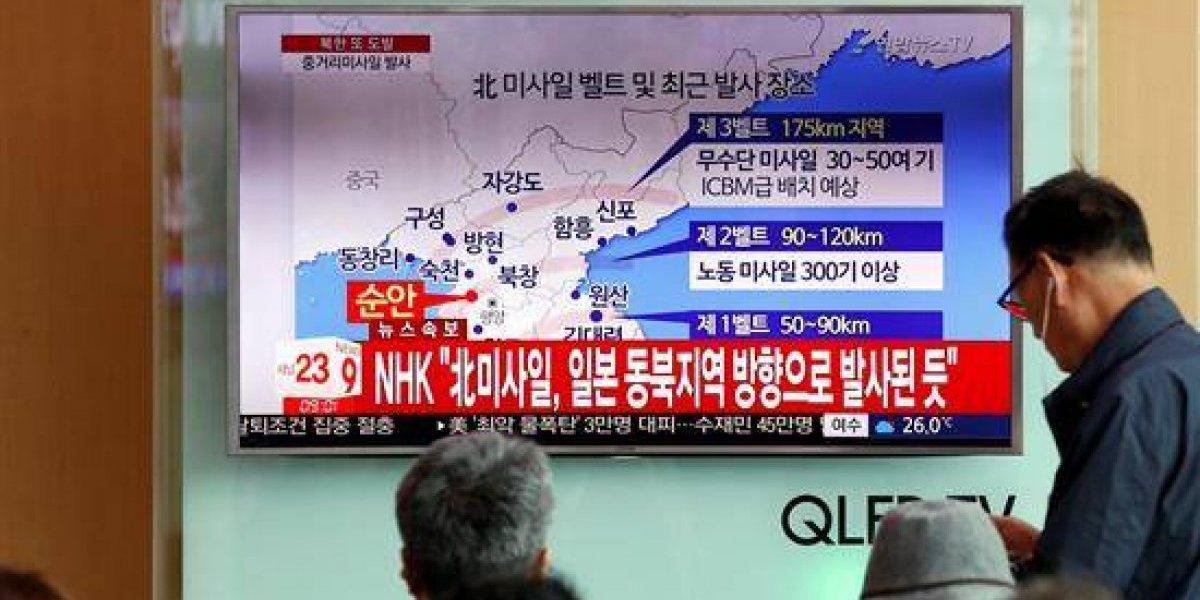 Misil de Kim Jong-un: chilena que vive en Japón relata los crudos minutos de terror que vivió