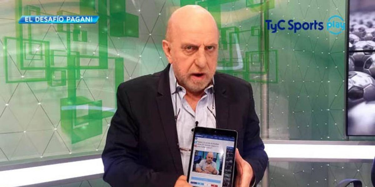 """Del """"miedo"""" de Pagani al """"estoy nervioso"""" en Fox Sports: en Argentina temen quedar fuera de Rusia"""