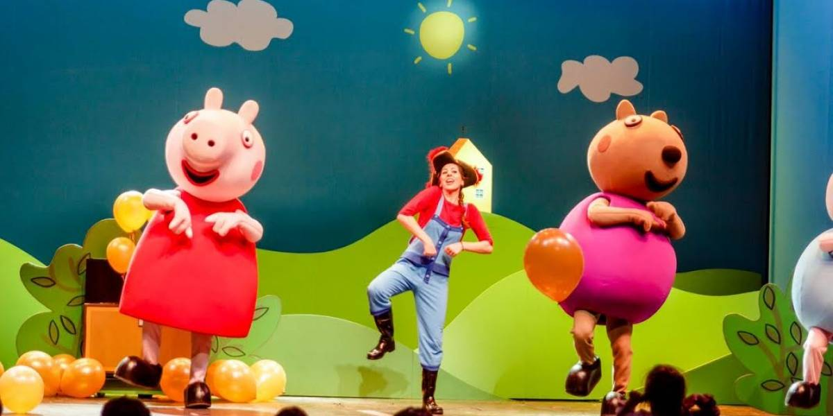 "Regresa ""Peppa Pig"""