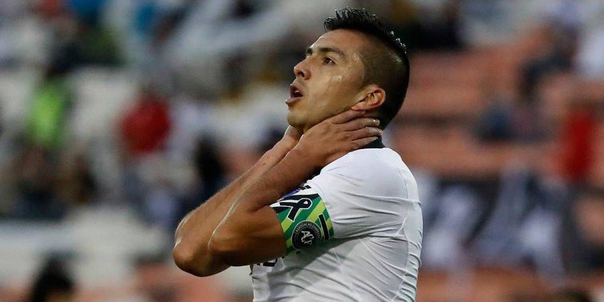 Con el retorno de Fierro: El mix de Colo Colo para enfrentar a Iberia por Copa Chile