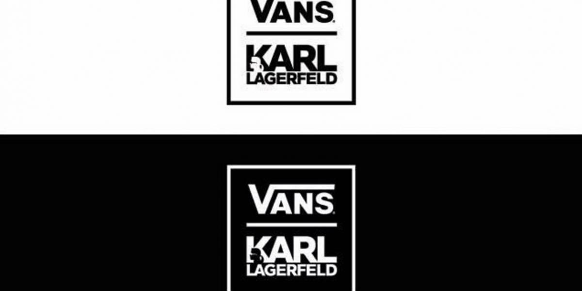 Karl Lagerfeld y Vans se unan para lanzar colección en conjunto