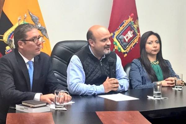 Municipio de Quito: Sanciones para transportistas tras paro