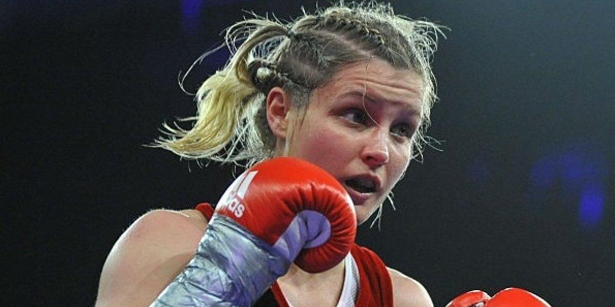 Fallece campeona de boxeo por embolia pulmonar