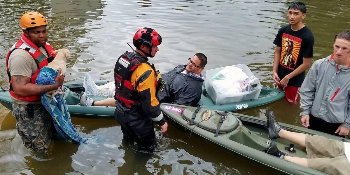 Texas eleva a 16 saldo provisional de muertos por Harvey