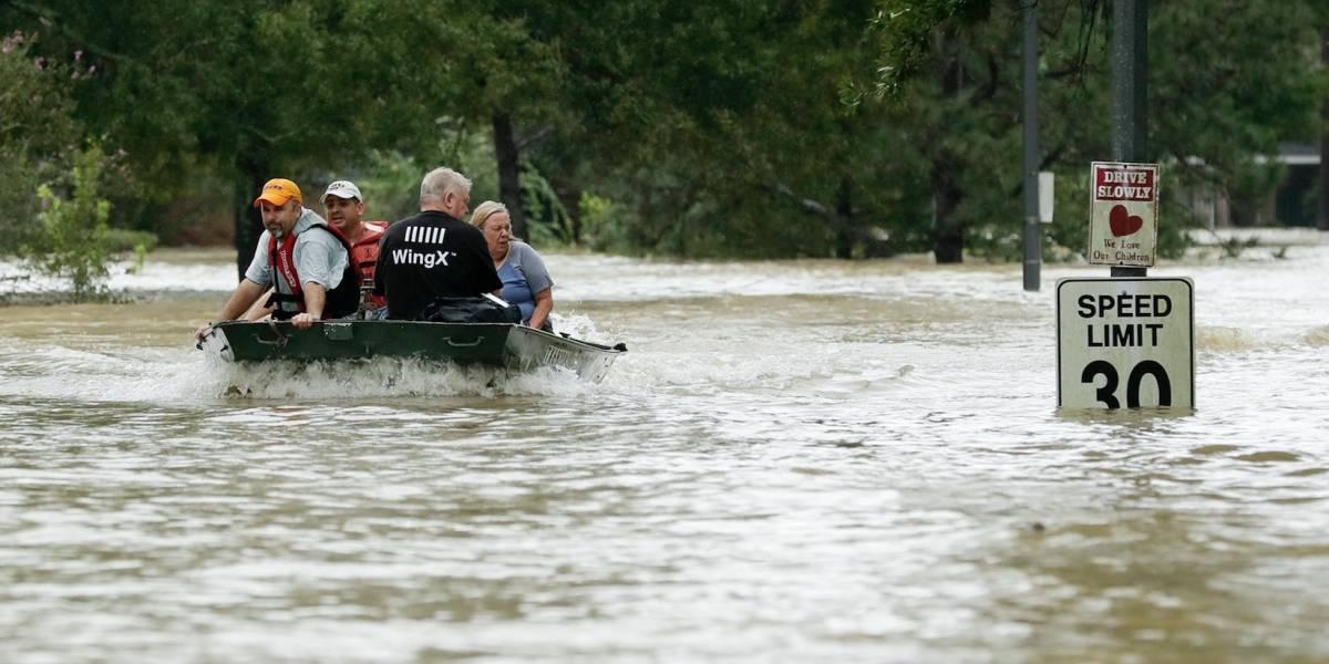 Proponen enviar reos para limpiar daños de Harvey