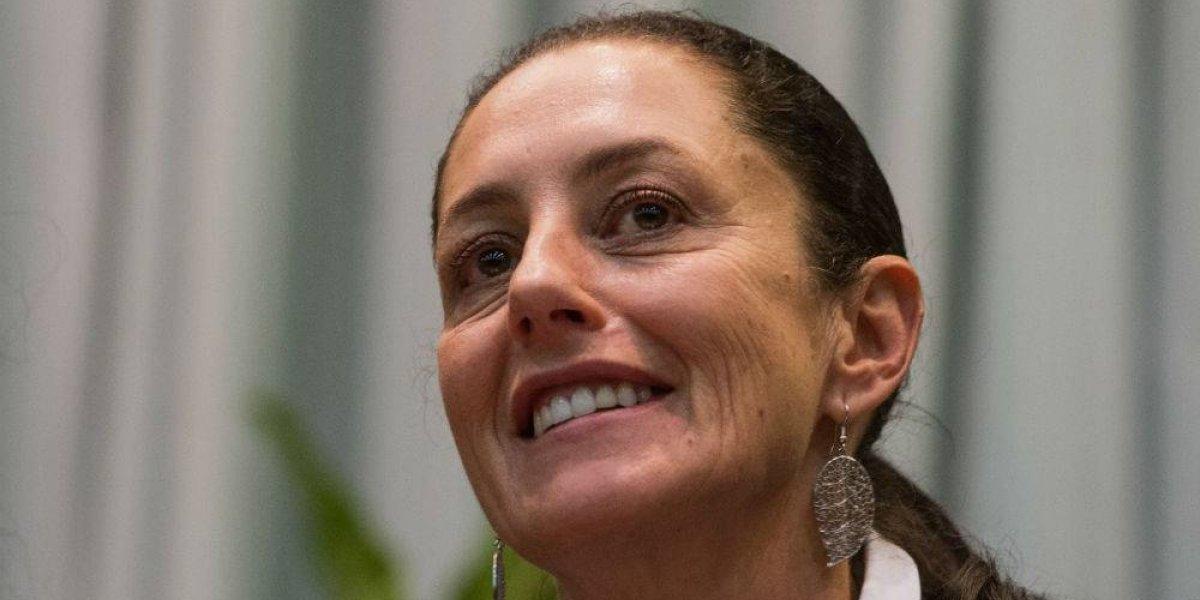 Morena revela resultados de encuesta que ganó Sheinbaum para la CDMX