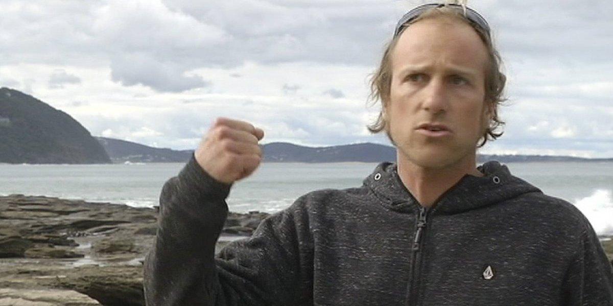 Surfista Marcel Brundler sobrevive ataque de tiburón en Australia