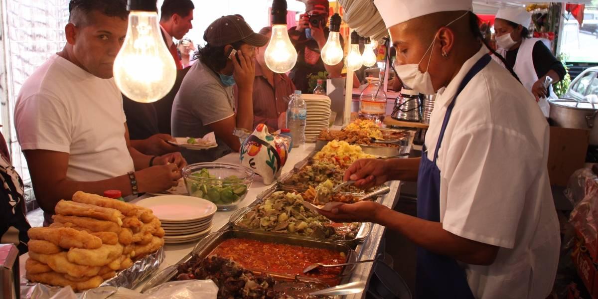 Cada año mueren en México 16 mil personas por enfermedades transmitidas por alimentos