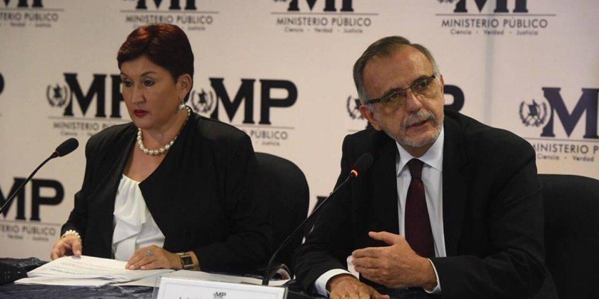 ¿Quién le informó a Aldana que Jimmy Morales no pidió la remoción del jefe de la CICIG en la ONU?
