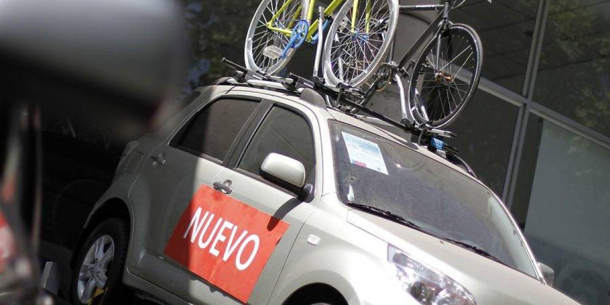 Ventas de autos nuevos siguen imparables y alcanzan récord en agosto — Chile