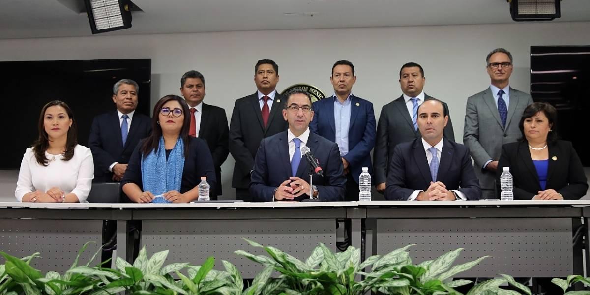 Defiende Javier Lozano a Moreno valle sobre presunto espionaje