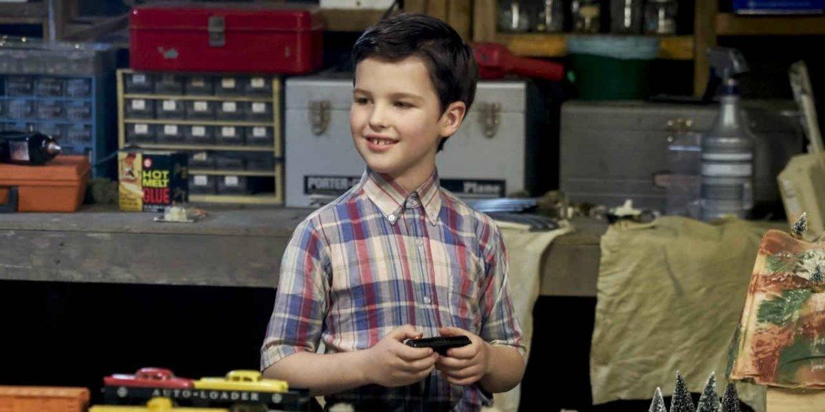 Young Sheldon ya tiene fecha de estreno en México