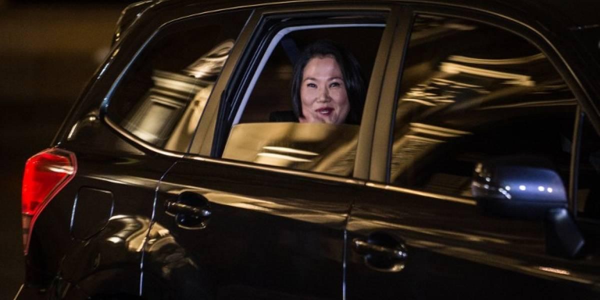 """Keiko Fujimori se defiende de acusaciones de corrupción: """"lo repetiré, no recibí dinero de Odebrecht"""""""