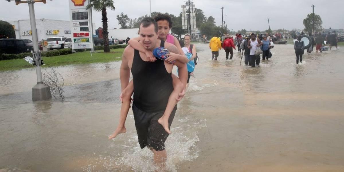 Venezuela solidariza con EEUU tras paso del huracán Harvey: donará hasta 5 millones de dólares