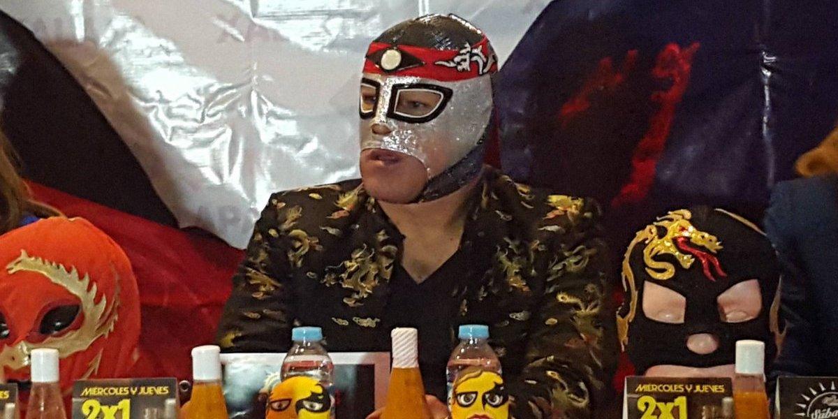 ¡Después de 25 años! Octagón regresa al CMLL