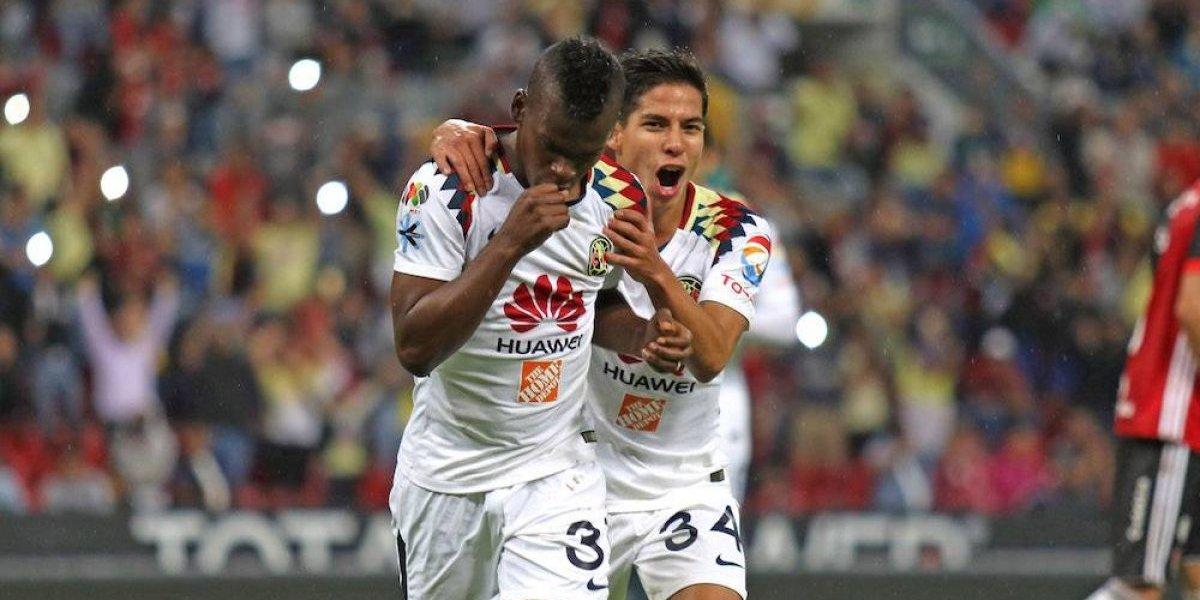 América supera al Atlas y califica a octavos de la Copa MX
